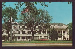 Boone Tavern Hotel Berea KY Post Card 3721