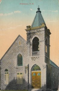 HUMACAO , Puerto Rico, 1900-1910's; Church