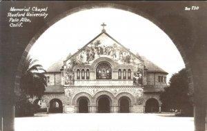 USA Memorial Chapel Stanford University Palo Alto California 03.07