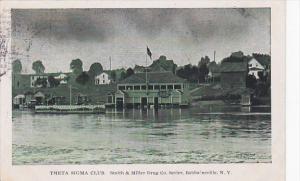 THETA SIGMA Club , Baldwinsville , New York , PU-1911