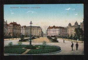 060280 HUNGARY Budapest Szabadsag-ter fre Vintage PC