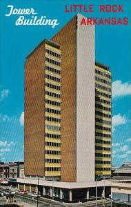 Arkansas Little Rock Tower Building