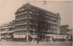 RP: DEN HAAG, South Holland, Netherlands; 1930s ; Hotel Terminus