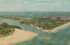 Florida Jupiter Aerial View Of Loxahachee River