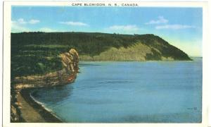 Canada, Cape Blomidon, NS, 1920s-1930s unused Postcard