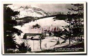 Villard de Lans - The Gilts - The Cornafion - Col Vert - Old Postcard