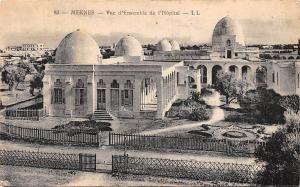 Morocco Meknes Vue d'Ensemble de l'Hopital