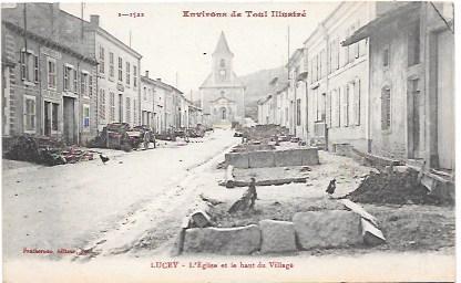 France.  Lucey