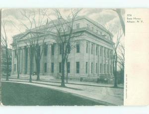 Unused Pre-1907 STATE HOUSE Albany New York NY n5291