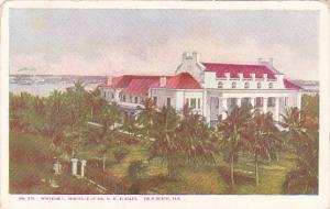 Whitehall Residence Of Mr H M Flagler Palm Beach Florida
