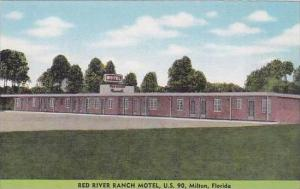 Florida Milton Red River Ranch Motel