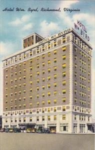 Virginia Richmond Hotel William Byrd