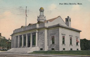 BEVERLY , Mass. , 1919 ; Post Office