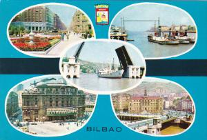 Multi View Bilbao Vizcaya Spain