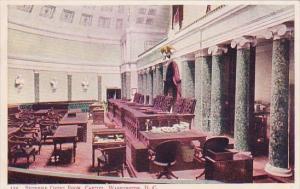 Superme Court Room Capitol Washington D C
