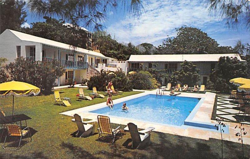 Rosedon Swimming Pool Bermuda Island Unused