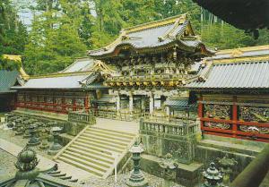 Japan Nikko Yomeimon Gate