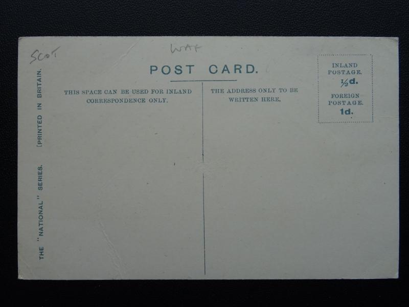 Scotland Edinburgh DALRY Established Church - Old Postcard by National Series