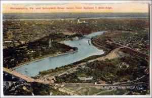 Schuylkill River, Philadelphia PA