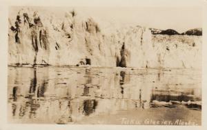 RP: ALASKA, 1910's; Taku Glacier