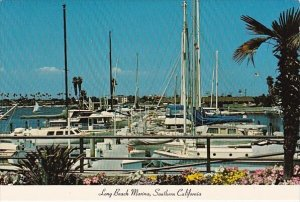 California Long Beach Marina Southern California