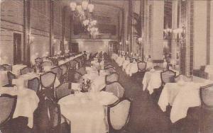 Dining Room, Hotel Bond , Hartford , Connecticut , PU-1932