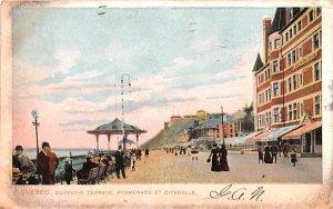 Dufferin Terrace Quebec 1907