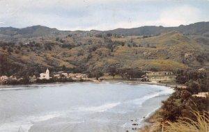 Umatav Vialge from Soledad Lookout 1968 Guam Unused