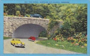 Tennessee Newfound Gap Highway The Tunnel