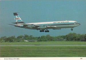British Midland 707 300C