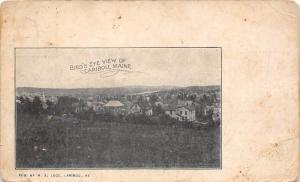 25151 ME, Caribou, Bird's eye view