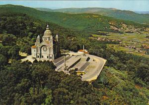 Portugal Viano Do Castelo Sanctuary Of Saint Lucy