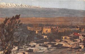 B57978 Liban Lebanon Baalbek Acropole