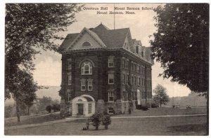 Mount Hermon, Mass, Overtoun Hall, Mount Herman School