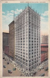 CHICAGO, Illinois , 1910s ; North American Building