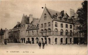 CPA CHARTRES - La Poste (34070)