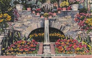 Alabama Mobile Terrace At Bellingrath Gardens