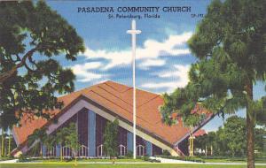 Pasadena Community Church St Petersburg Florida