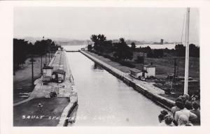 RP: Locks , Sault Ste Marine , Ontario , Canada , 30-40s 2/4