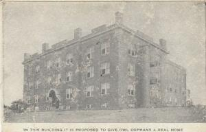 SOUTH BEND, Indiana: 1900-10s; OWL Orphanage