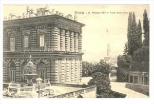R. Palazzo Pitti, Parte Posteriore, Firenze (Tuscany), Italy, 1900-1910s