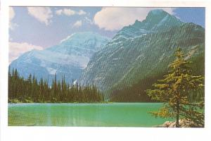 Mount Edith Cavell, Mount Sorrow, Alberta, Photo W J L Gibbons