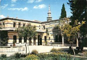 B95650 damas damascus palais el azem syria