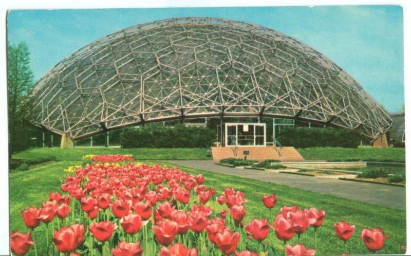 Missouri Botanical Garden, St. Louis, Missouri Postcard / HipPostcard