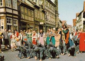 HAMELN, Lower Saxony, Germany, 1950-70s ; Pipe Piper & Mice