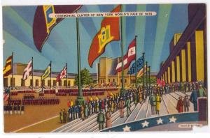 1939 NY Worlds Fair, Ceremonial Center