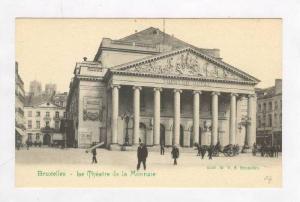 Le Theatre de la Monnaie, Bruxelles, Belgium, 00-10s
