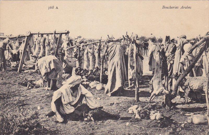 Boucheries Arabs , 00-10s