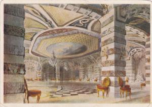 Interior, Neues Palais, Muschelsaal, POTSDAM, Germany, 1910-1920s