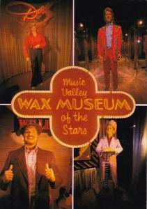 Tennessee Nashvilles Music Valley Wax Museum Of The Stars